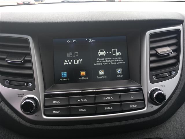 2018 Hyundai Tucson SE 2.0L (Stk: 583) in Oromocto - Image 18 of 22