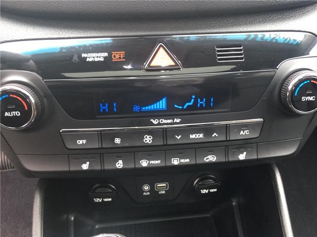 2018 Hyundai Tucson SE 2.0L (Stk: 583) in Oromocto - Image 19 of 22