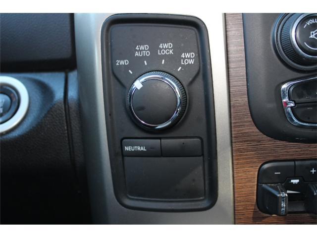 2013 RAM 1500 Laramie (Stk: D318156B) in Courtenay - Image 15 of 30