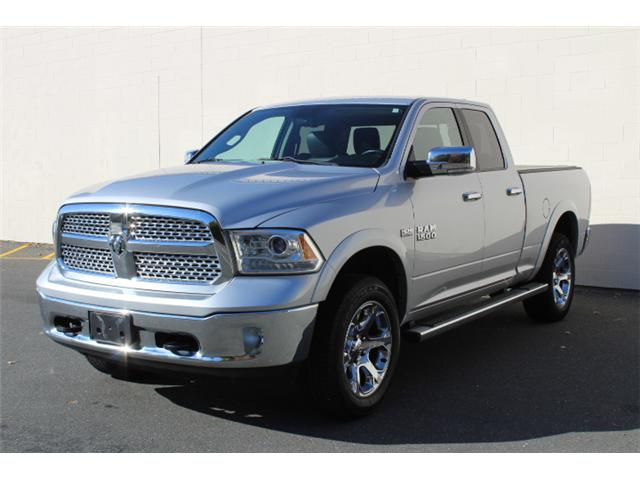 2013 RAM 1500 Laramie (Stk: D318156B) in Courtenay - Image 2 of 30