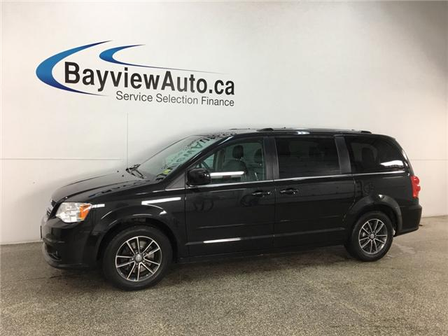 2017 Dodge Grand Caravan CVP/SXT (Stk: 33587R) in Belleville - Image 1 of 25