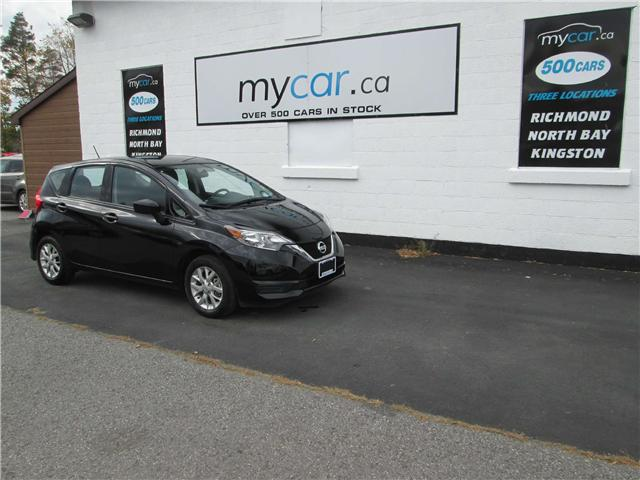 2018 Nissan Versa Note 1.6 SV (Stk: 181549) in North Bay - Image 2 of 13