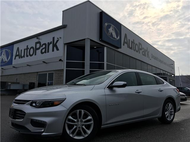 2017 Chevrolet Malibu 1LT (Stk: 17-26551RJB) in Barrie - Image 1 of 25