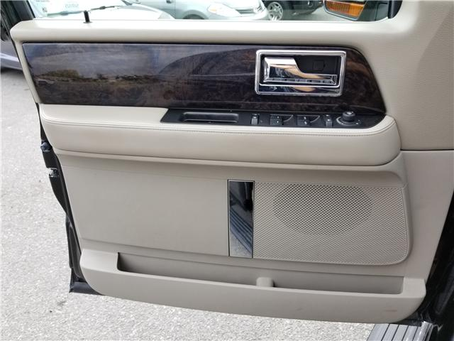 2016 Lincoln Navigator Select (Stk: ) in Kemptville - Image 14 of 24