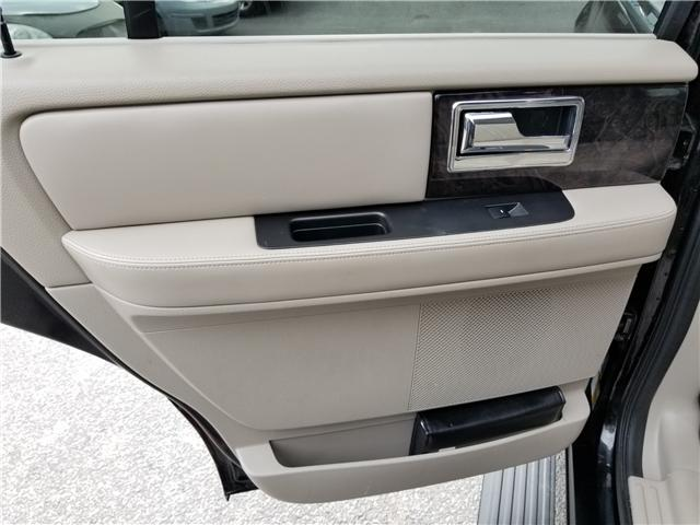 2016 Lincoln Navigator Select (Stk: ) in Kemptville - Image 15 of 24