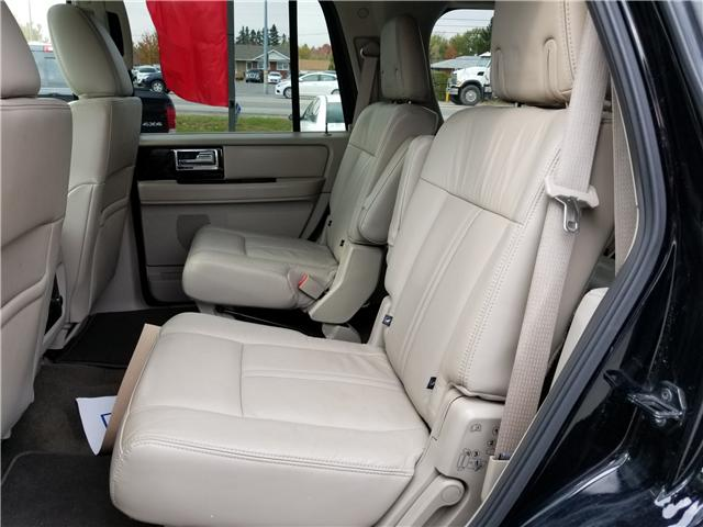 2016 Lincoln Navigator Select (Stk: ) in Kemptville - Image 17 of 24