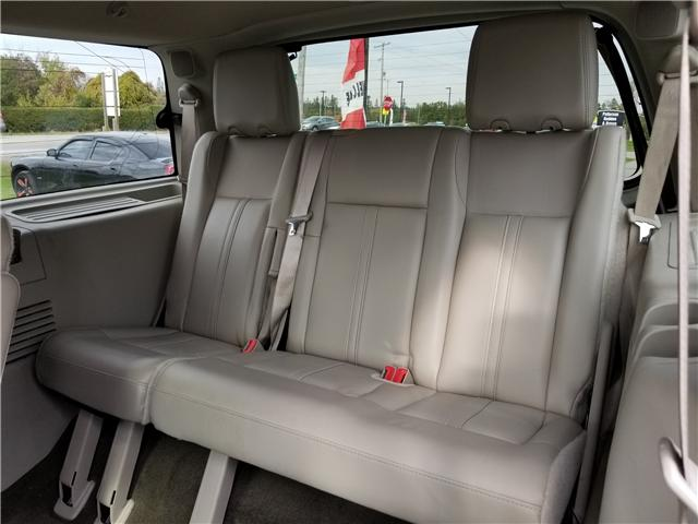2016 Lincoln Navigator Select (Stk: ) in Kemptville - Image 18 of 24
