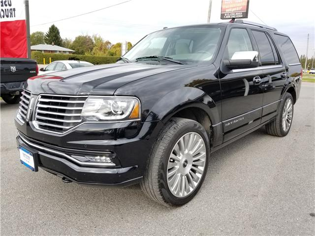 2016 Lincoln Navigator Select (Stk: ) in Kemptville - Image 3 of 24