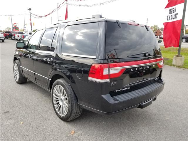 2016 Lincoln Navigator Select (Stk: ) in Kemptville - Image 19 of 24
