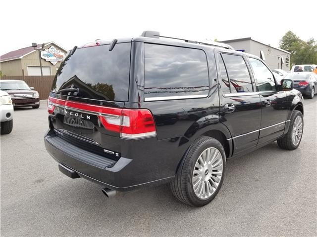 2016 Lincoln Navigator Select (Stk: ) in Kemptville - Image 21 of 24