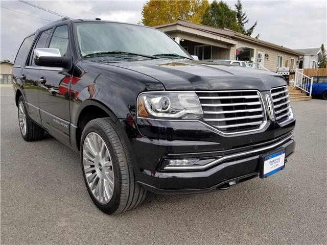 2016 Lincoln Navigator Select (Stk: ) in Kemptville - Image 1 of 24