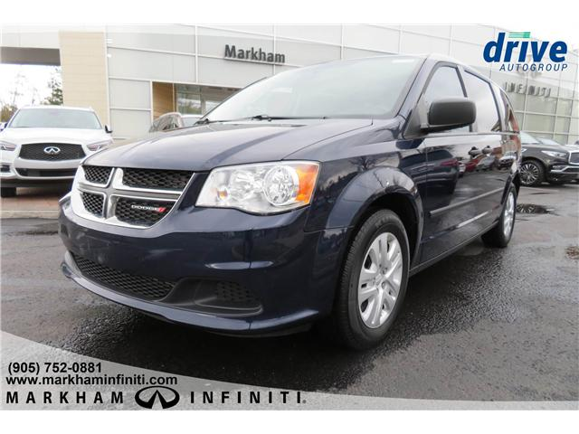 2015 Dodge Grand Caravan SE/SXT (Stk: J318B) in Markham - Image 1 of 25