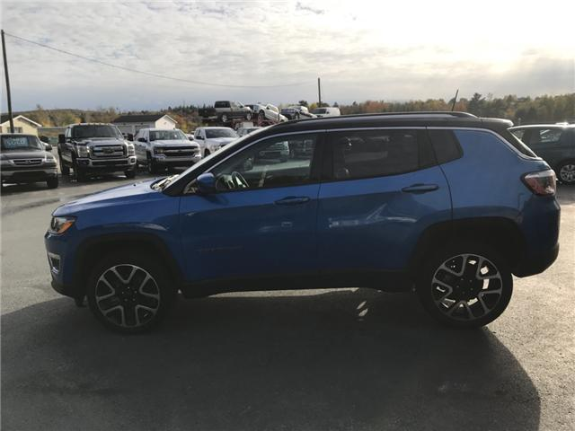 2017 Jeep Compass Limited (Stk: 10163) in Lower Sackville - Image 2 of 22