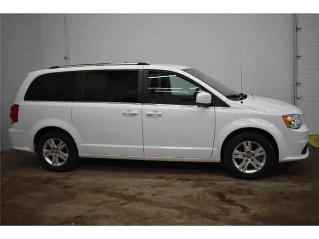 2018 Dodge Grand Caravan CREW PLUS- UCONNECT * NAV * LEATHER (Stk: B2646) in Cornwall - Image 1 of 30