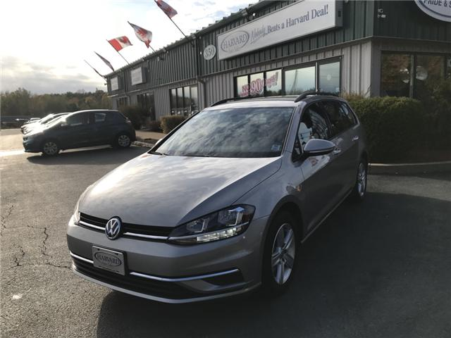 2018 Volkswagen Golf SportWagen 1.8 TSI Comfortline (Stk: 10167) in Lower Sackville - Image 1 of 18