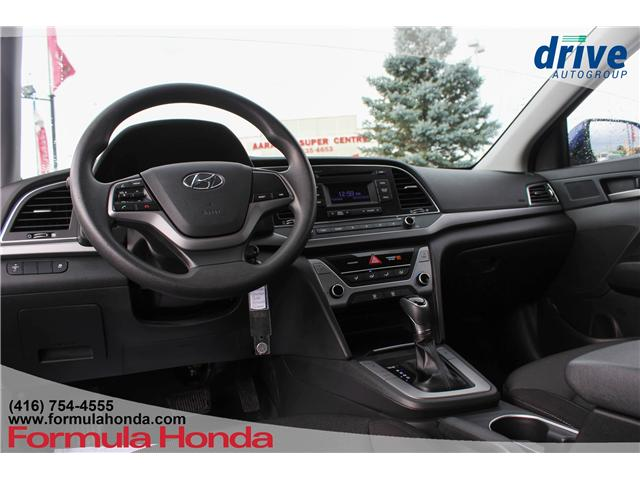 2018 Hyundai Elantra LE (Stk: B10684R) in Scarborough - Image 2 of 25