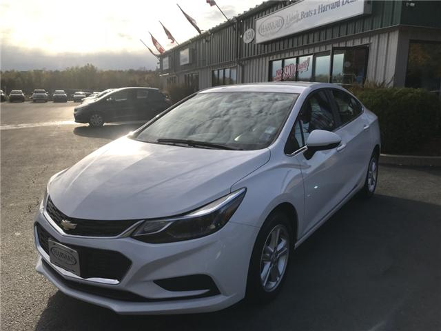 2017 Chevrolet Cruze LT Auto (Stk: 10157) in Lower Sackville - Image 1 of 18