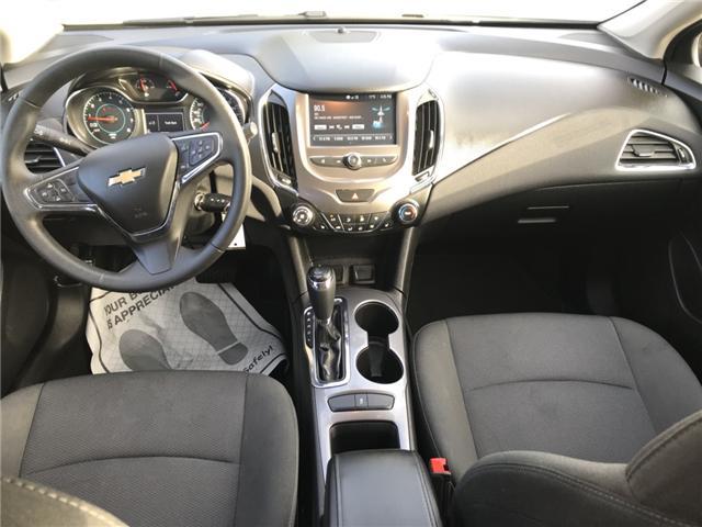 2017 Chevrolet Cruze LT Auto (Stk: 10157) in Lower Sackville - Image 10 of 18