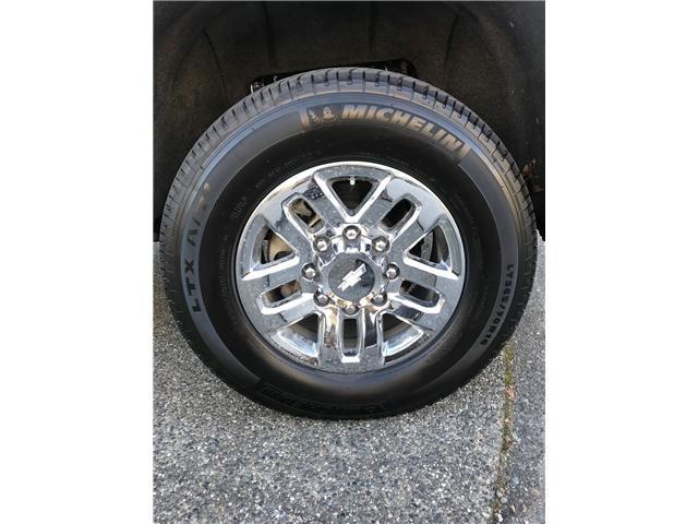 2018 Chevrolet Silverado 3500HD LT (Stk: LF009180) in Surrey - Image 27 of 29