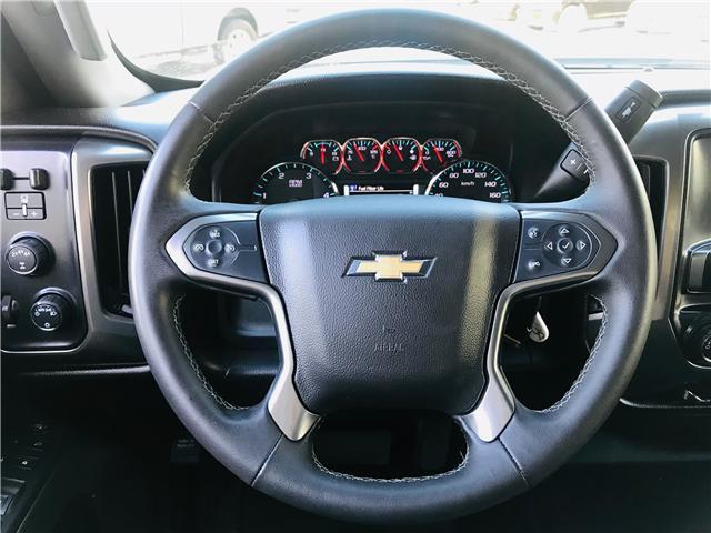2018 Chevrolet Silverado 3500HD LT (Stk: LF009180) in Surrey - Image 17 of 29