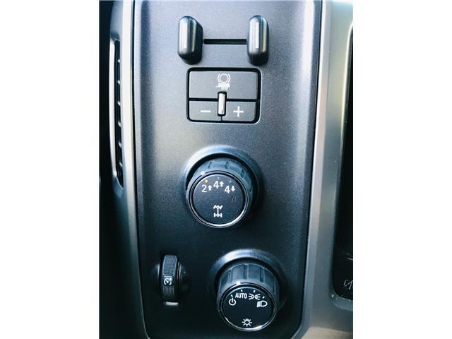 2018 Chevrolet Silverado 3500HD LT (Stk: LF009180) in Surrey - Image 25 of 29
