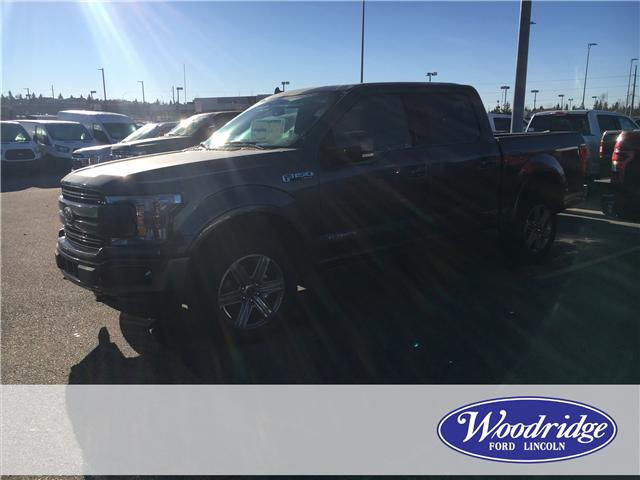2018 Ford F-150 Lariat (Stk: J-2631) in Calgary - Image 1 of 6