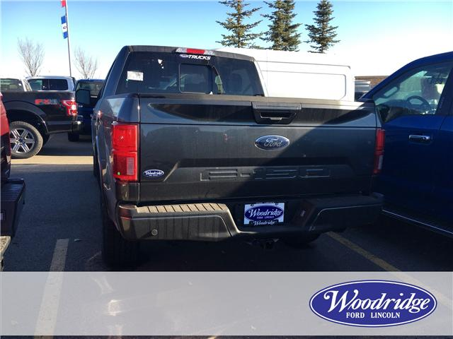 2018 Ford F-150 Lariat (Stk: J-2631) in Calgary - Image 3 of 6