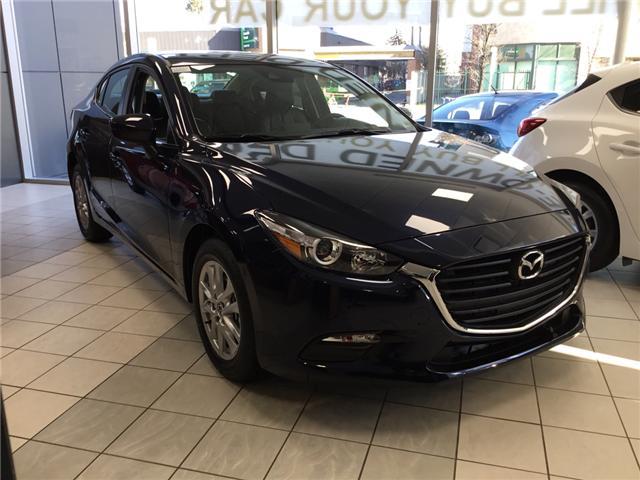 2018 Mazda Mazda3 SE (Stk: H1429) in Calgary - Image 1 of 1