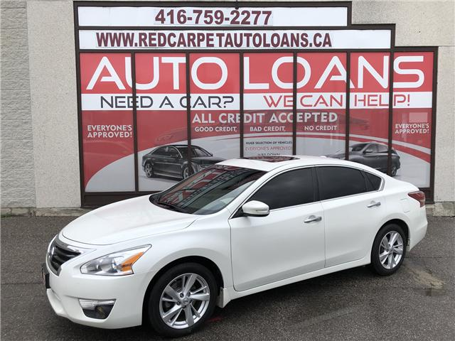2013 Nissan Altima 2.5 SL (Stk: 588462) in Toronto - Image 1 of 15