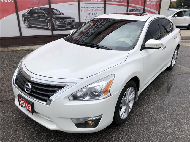 2013 Nissan Altima 2.5 SL (Stk: 588462) in Toronto - Image 2 of 15