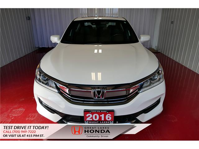 2016 Honda Accord Sport (Stk: H5717A) in Sault Ste. Marie - Image 2 of 25