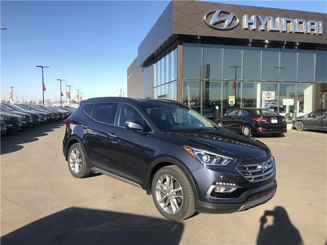 2018 Hyundai Santa Fe Sport 2.0T Limited (Stk: H2331) in Saskatoon - Image 1 of 23