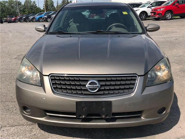 2005 Nissan Altima 2.5 S (Stk: A273) in Ottawa - Image 2 of 3