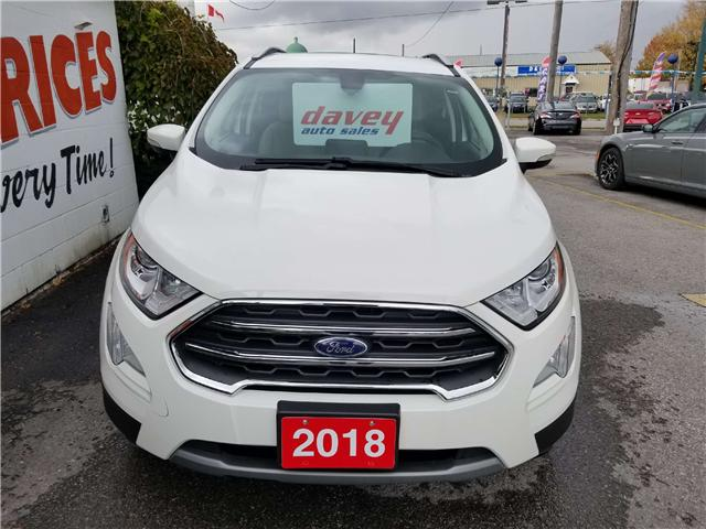 2018 Ford EcoSport Titanium (Stk: 18-652) in Oshawa - Image 2 of 17