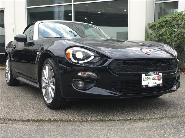 2017 Fiat 124 Spider Lusso (Stk: LF009210) in Surrey - Image 2 of 25