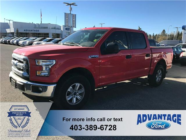 2016 Ford F-150 XLT (Stk: J-1389A) in Calgary - Image 1 of 16