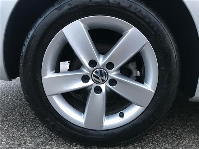 2013 Volkswagen Jetta 2.0 TDI Comfortline (Stk: ) in Concord - Image 10 of 30