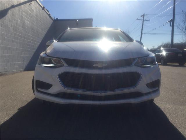 2017 Chevrolet Cruze LT Auto (Stk: D1119) in Regina - Image 2 of 23