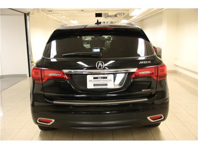 2016 Acura MDX Elite Package (Stk: M12332A) in Toronto - Image 4 of 32