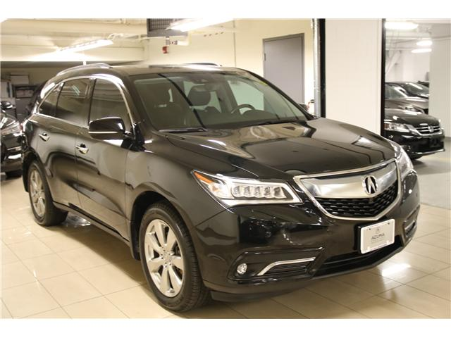2016 Acura MDX Elite Package (Stk: M12332A) in Toronto - Image 7 of 32