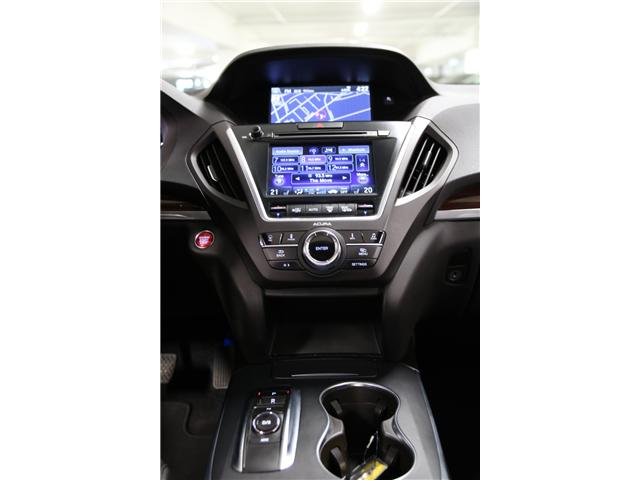 2016 Acura MDX Navigation Package (Stk: M12065A) in Toronto - Image 27 of 30