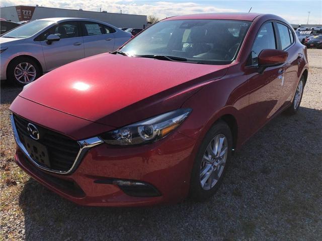 2018 Mazda Mazda3 GS (Stk: 186412) in Burlington - Image 1 of 5