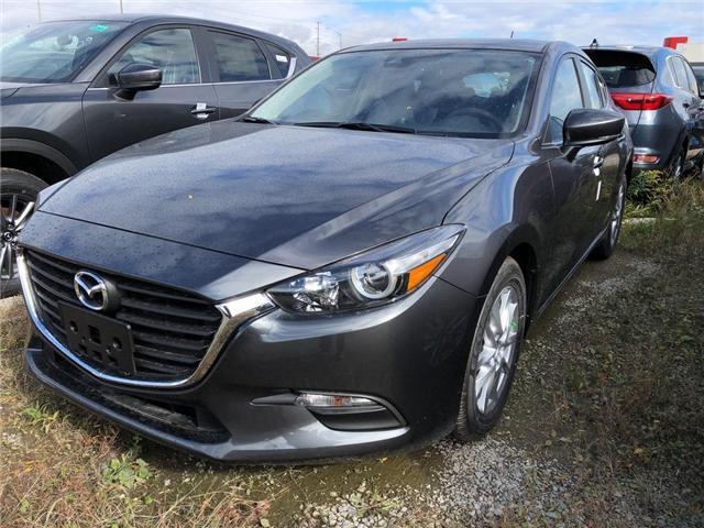2018 Mazda Mazda3  (Stk: 188619) in Burlington - Image 1 of 5