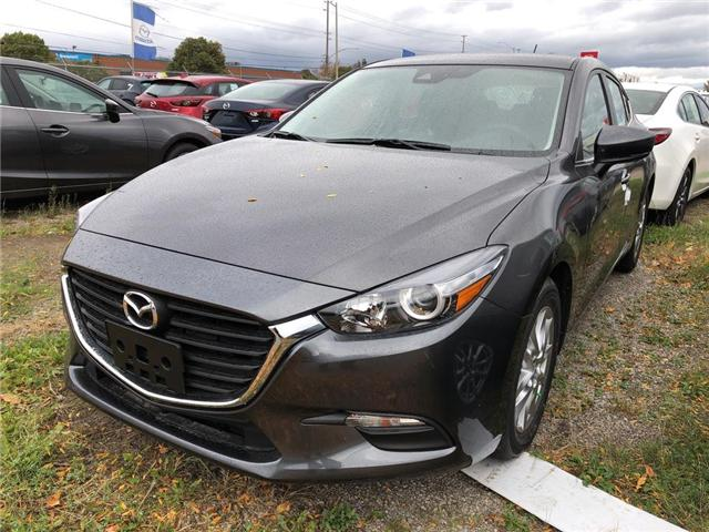 2018 Mazda Mazda3  (Stk: 184945) in Burlington - Image 1 of 5
