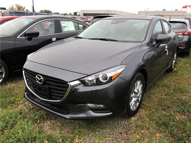 2018 Mazda Mazda3  (Stk: 188608) in Burlington - Image 1 of 5