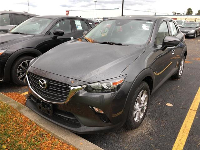 2019 Mazda CX-3 GS (Stk: 190064) in Burlington - Image 1 of 5