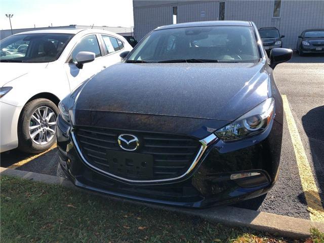 2018 Mazda Mazda3  (Stk: 188070) in Burlington - Image 1 of 5