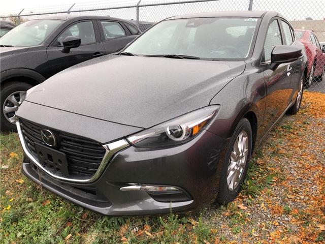 2018 Mazda Mazda3  (Stk: 181613) in Burlington - Image 1 of 5
