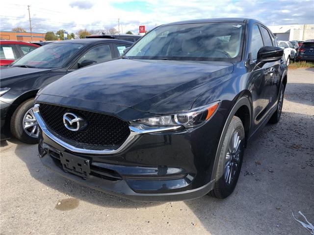 2018 Mazda CX-5 GS (Stk: 182063) in Burlington - Image 1 of 5