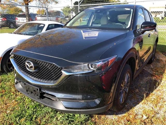 2018 Mazda CX-5 GS (Stk: 188949M) in Burlington - Image 1 of 5